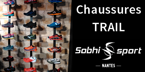 Chaussures trail