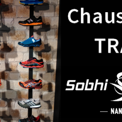 Gamme Chaussures de Trail.