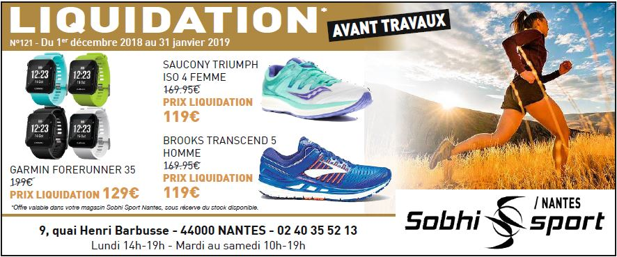 Offre Running !