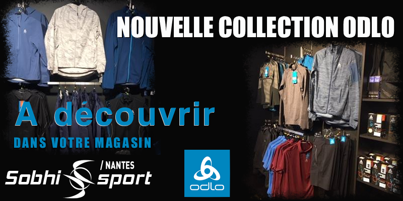 Odlo nouvelle collection textile